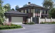 Проектирование Домов,  Коттеджей,  Коттеджных поселков